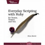 Copertina Libro Everyday Scripting with Ruby
