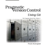 Copertina Libro Pragmatic Version Control using Git